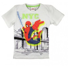 Tricou Spiderman-alb