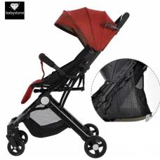 Carucior Copii ,Tip sport cu pozitie de somn, Troller,Transport pe avion,Spatar reglabil,Tehnologia inovatoarea One-Hand Folding