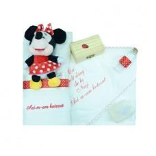 Trusou botez,Minnie Mouse,8 Piese