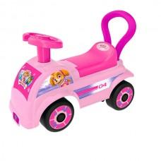 Maşinuţă fără pedale - roz,Patrula Catelusilor