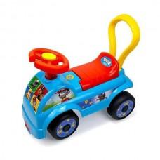 Maşinuţă fără pedale - albastru,Patrula Catelusilor