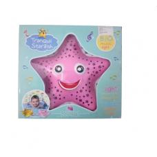 Steluta muzicala si luminoasa,tip veioza,Starfish